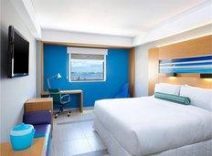 Aloft Hotel Schlafzimmer