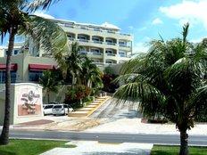 Hotel Panama Jack – Eingangsbereich