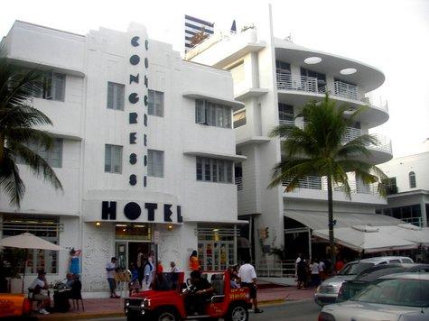 Art Déco District