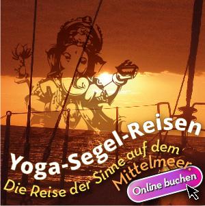 Yogareisen im Mittelmeer