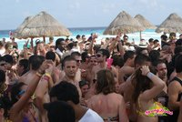 Party am Strand