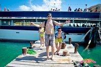 Spaß auf dem Boot